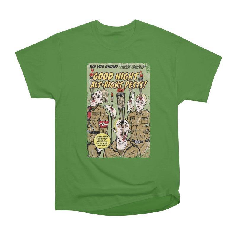 Citronella: Fascism Repellent Women's Classic Unisex T-Shirt by Pat Higgins Illustration