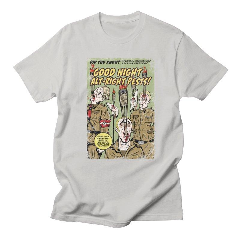Citronella: Fascism Repellent Women's Unisex T-Shirt by Pat Higgins Illustration