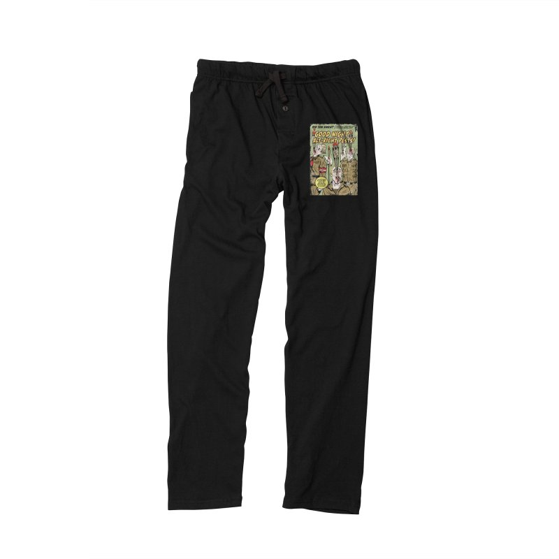 Citronella: Fascism Repellent Women's Lounge Pants by Pat Higgins Illustration