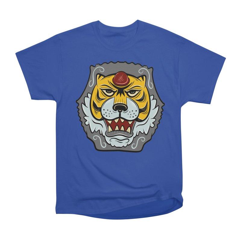 La Tigre Della Strada Men's Classic T-Shirt by Pat Higgins Illustration