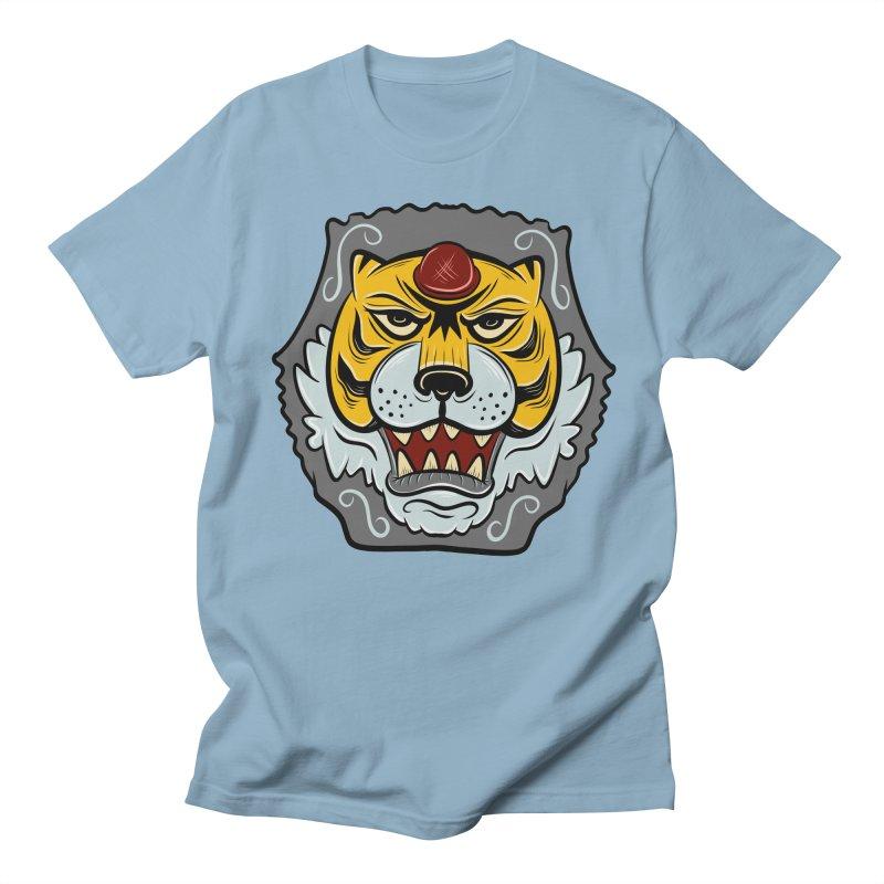 La Tigre Della Strada Women's Unisex T-Shirt by Pat Higgins Illustration