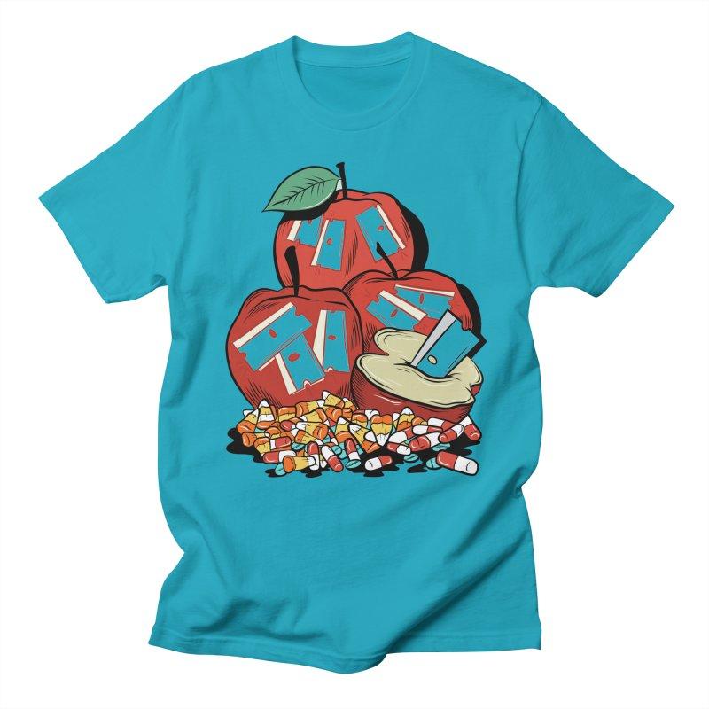 Trick or Treat Women's Unisex T-Shirt by Pat Higgins Illustration