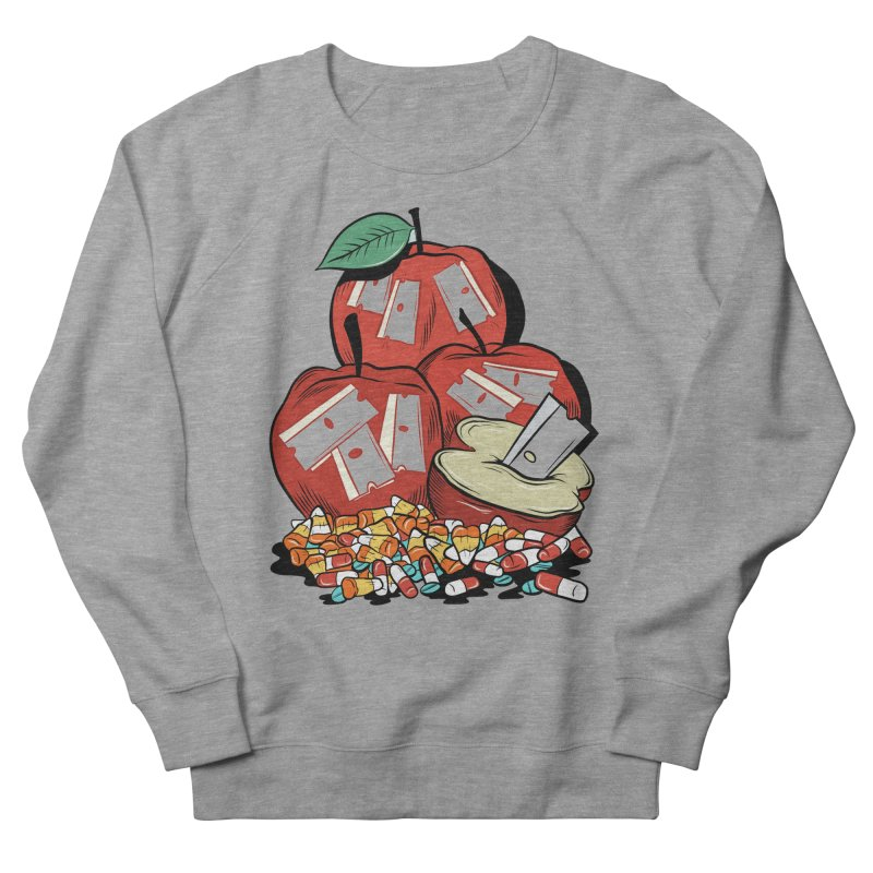 Trick or Treat Women's Sweatshirt by Pat Higgins Illustration