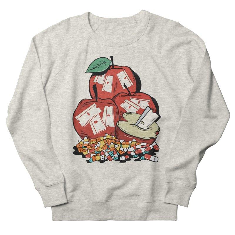 Trick or Treat Men's Sweatshirt by Pat Higgins Illustration