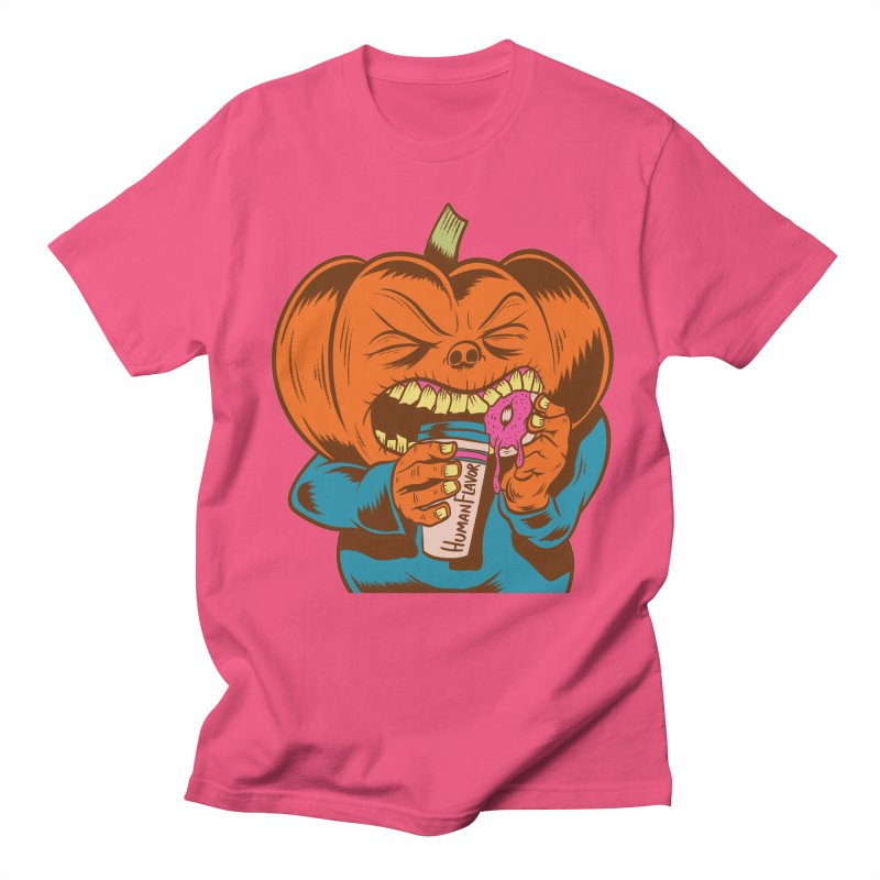 Human Latte Women's Unisex T-Shirt by Pat Higgins Illustration