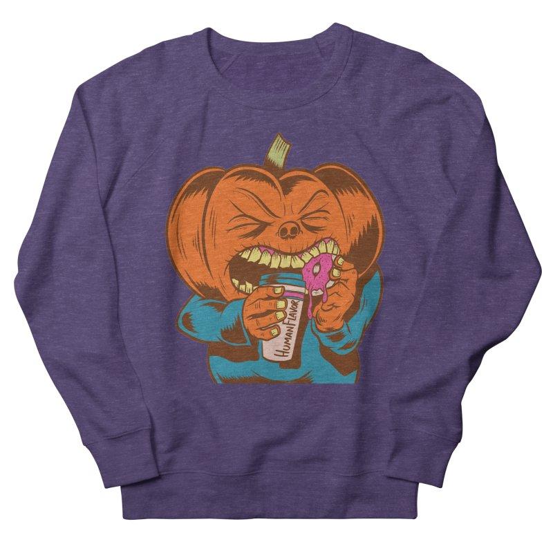 Human Latte Women's Sweatshirt by Pat Higgins Illustration