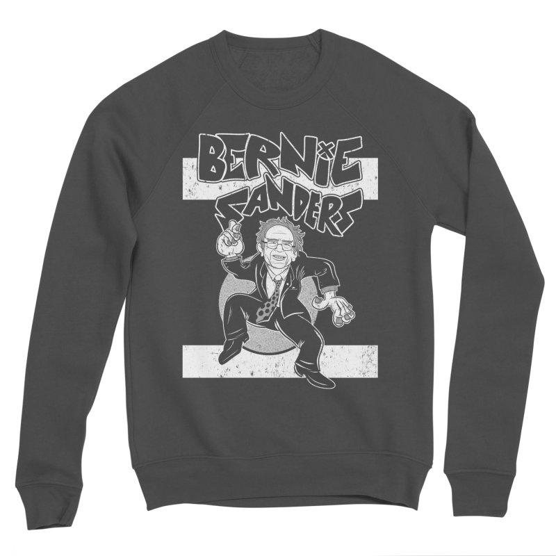 Operation Bernie Men's Sponge Fleece Sweatshirt by Pat Higgins