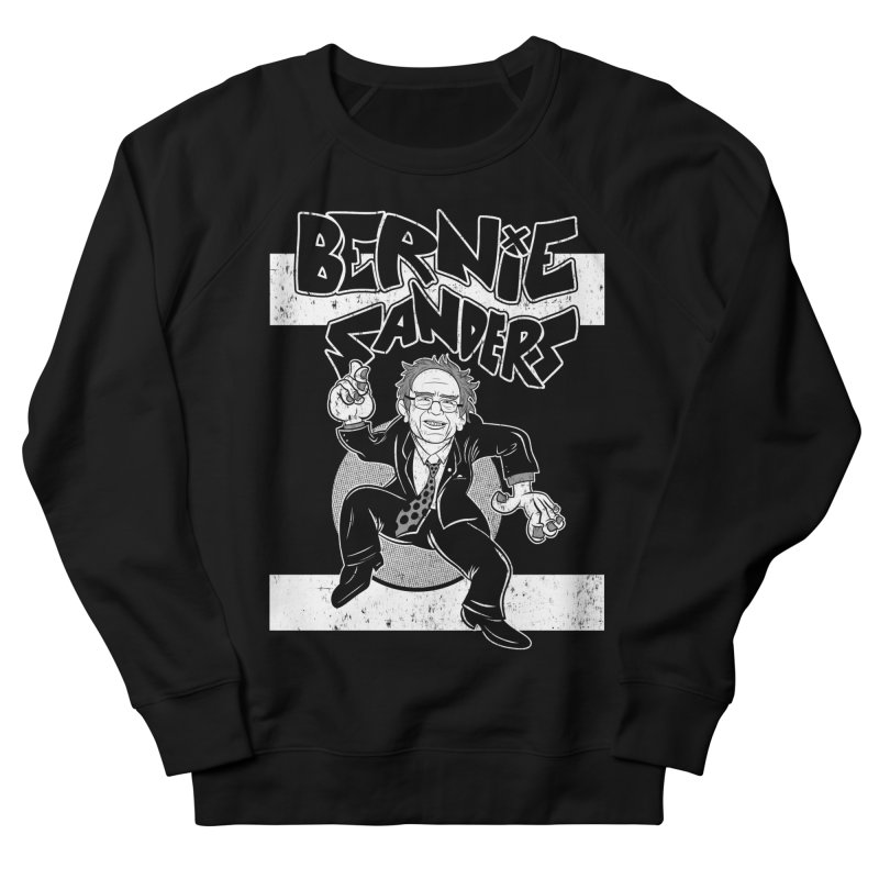 Operation Bernie Women's French Terry Sweatshirt by Pat Higgins