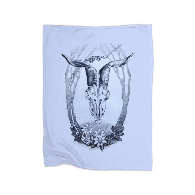Epilogue Home Fleece Blanket Blanket by Patricia Howitt's Artist Shop