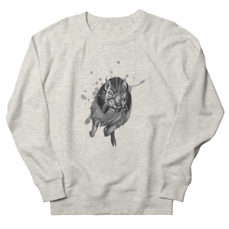 Don't Mess With Me! Men's Sweatshirt by Patricia Howitt's Artist Shop