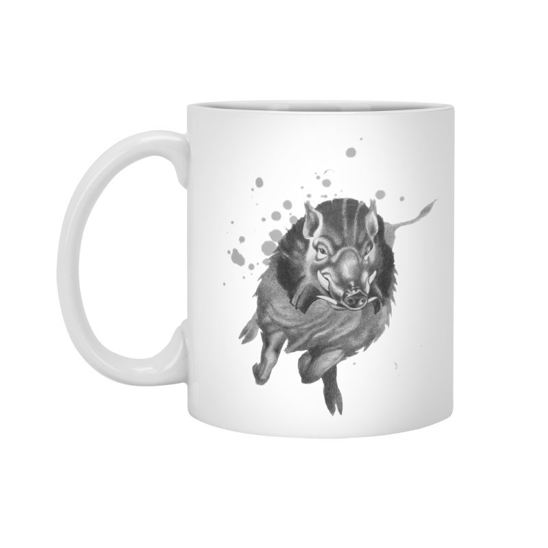 Don't Mess With Me! Accessories Mug by Patricia Howitt's Artist Shop