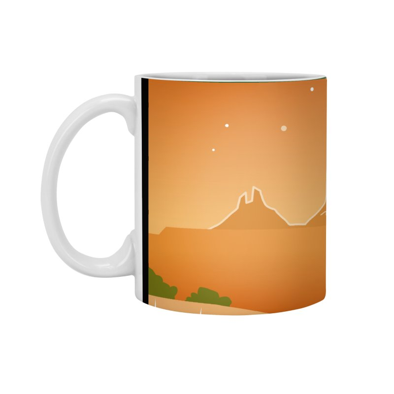 Monument Moon Accessories Mug by Patricia Howitt's Artist Shop