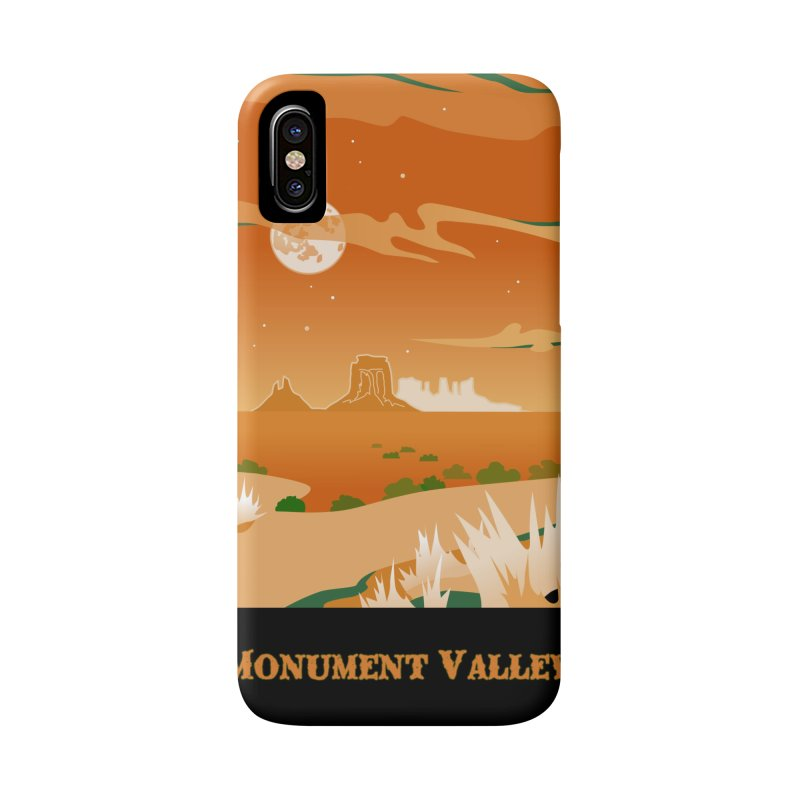 Monument Moon Accessories Phone Case by Patricia Howitt's Artist Shop
