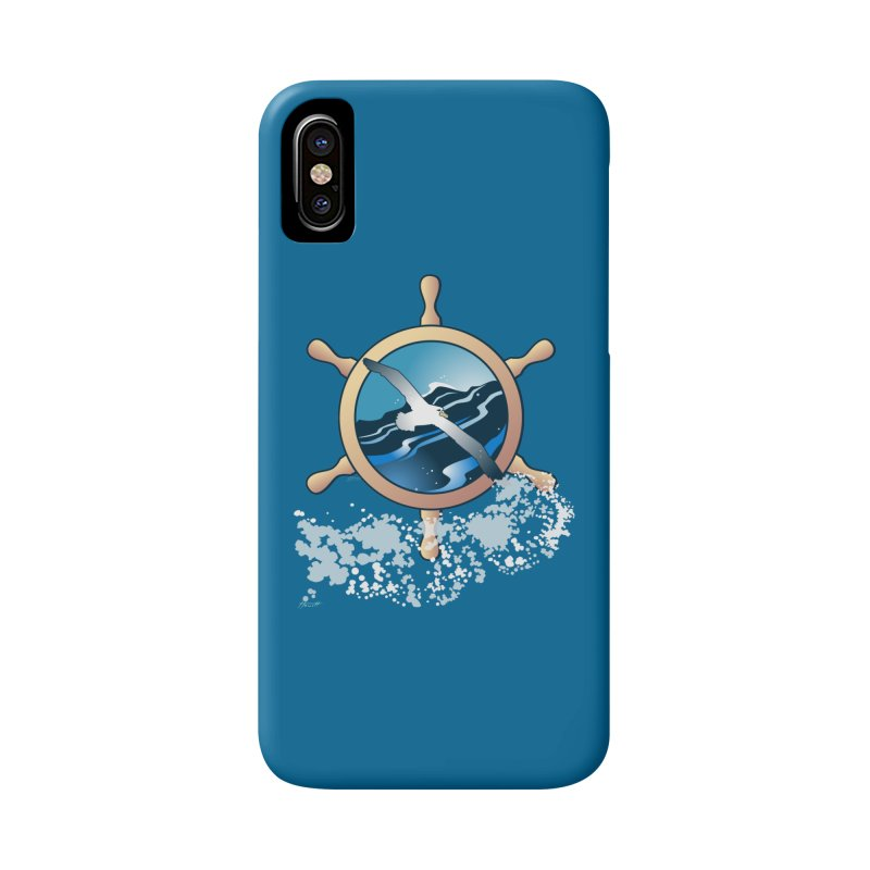 Albatross Accessories Phone Case by Patricia Howitt's Artist Shop