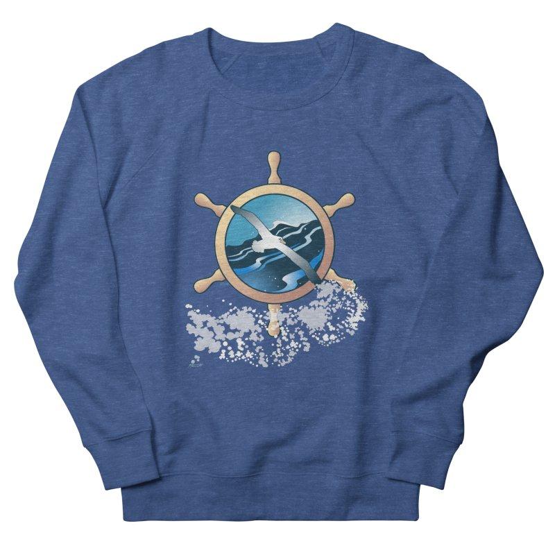 Albatross Women's Sweatshirt by Patricia Howitt's Artist Shop