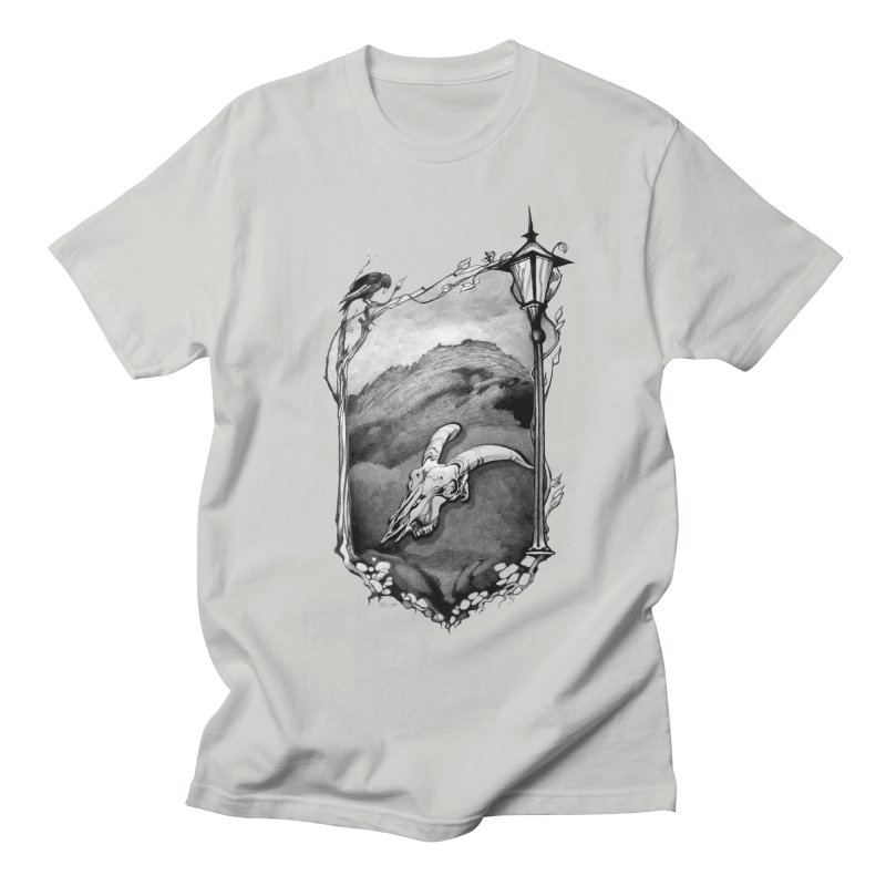 Hello Darkness Women's Unisex T-Shirt by Patricia Howitt's Artist Shop