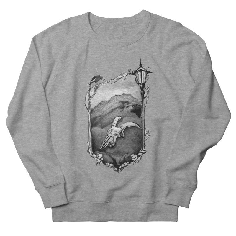 Hello Darkness Women's Sweatshirt by Patricia Howitt's Artist Shop