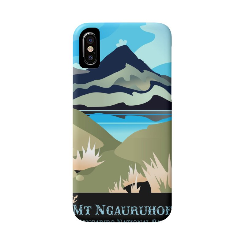 Tama Lakes Magic Accessories Phone Case by Patricia Howitt's Artist Shop