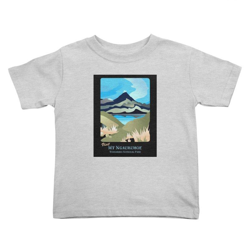 Tama Lakes Magic Kids Toddler T-Shirt by Patricia Howitt's Artist Shop