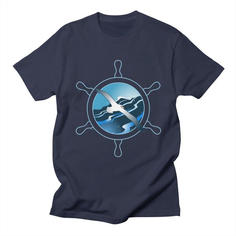 Albatross 2 Women's Unisex T-Shirt by Patricia Howitt's Artist Shop