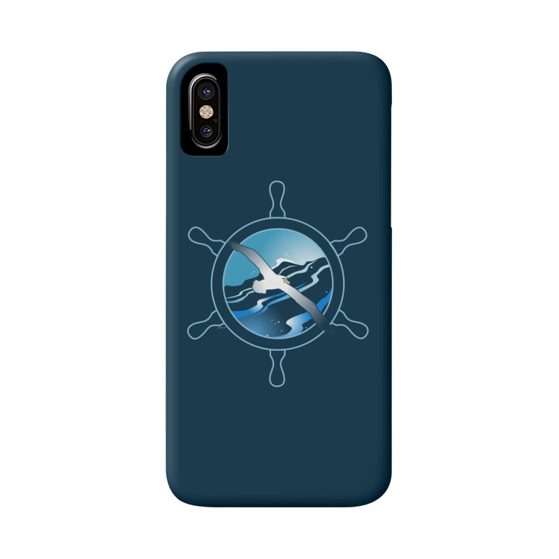 Albatross 2 Accessories Phone Case by Patricia Howitt's Artist Shop