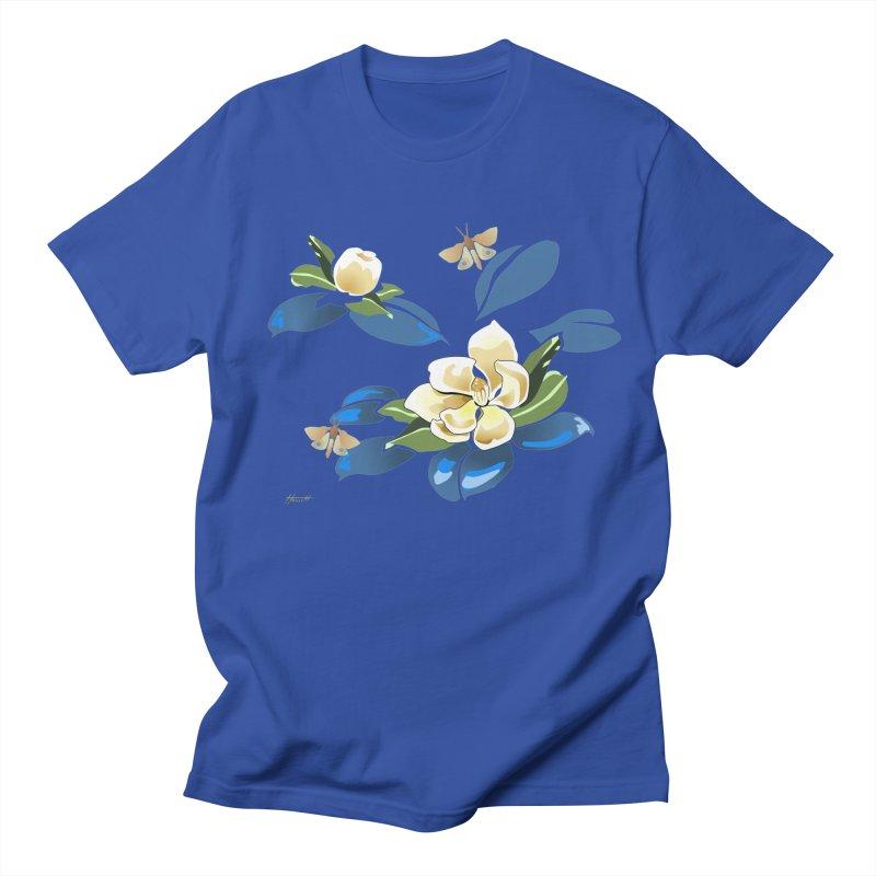 Night Magnolia Women's Unisex T-Shirt by Patricia Howitt's Artist Shop