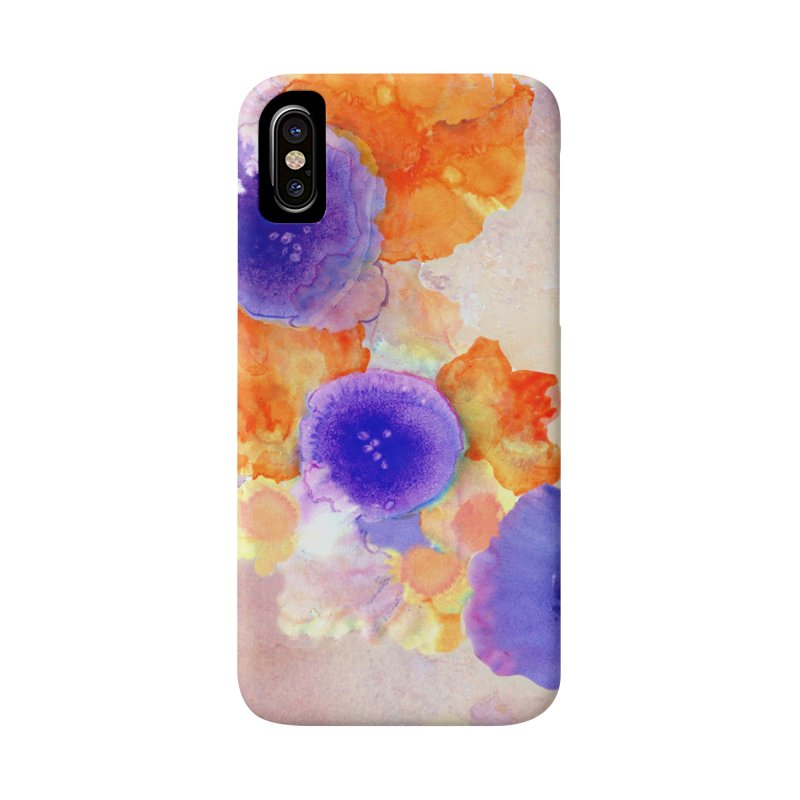 Flower Garden Accessories Phone Case by Patricia Howitt's Artist Shop