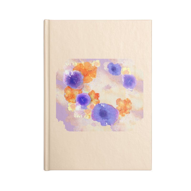 Flower Garden Accessories Notebook by Patricia Howitt's Artist Shop