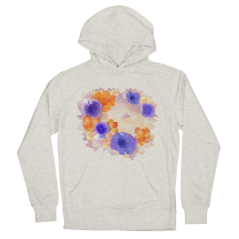 Flower Garden Women's Pullover Hoody by Patricia Howitt's Artist Shop