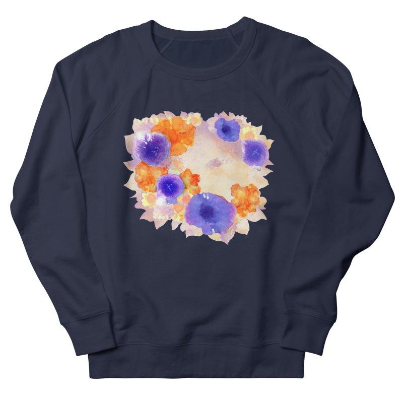 Flower Garden Women's Sweatshirt by Patricia Howitt's Artist Shop
