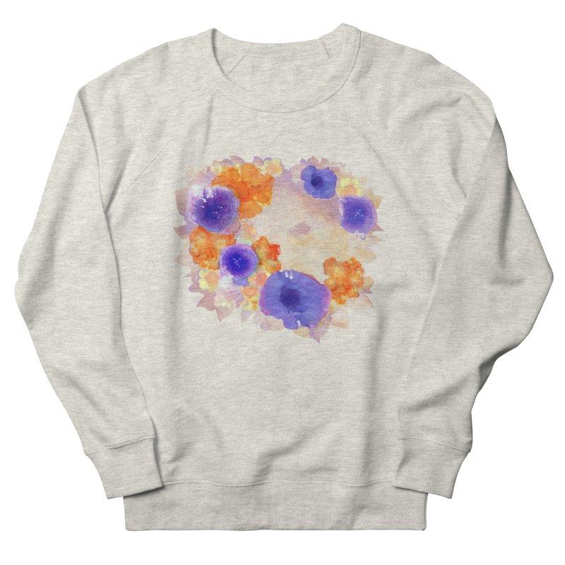 Flower Garden Men's Sweatshirt by Patricia Howitt's Artist Shop