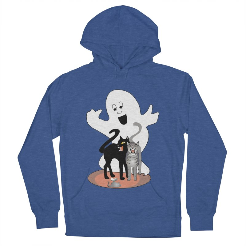 Scaredy Women's Pullover Hoody by Patricia Howitt's Artist Shop