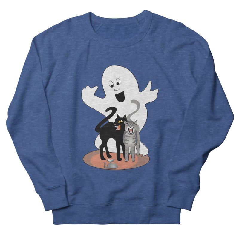 Scaredy Women's Sweatshirt by Patricia Howitt's Artist Shop