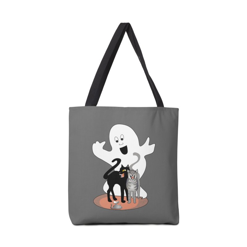Scaredy Accessories Bag by Patricia Howitt's Artist Shop