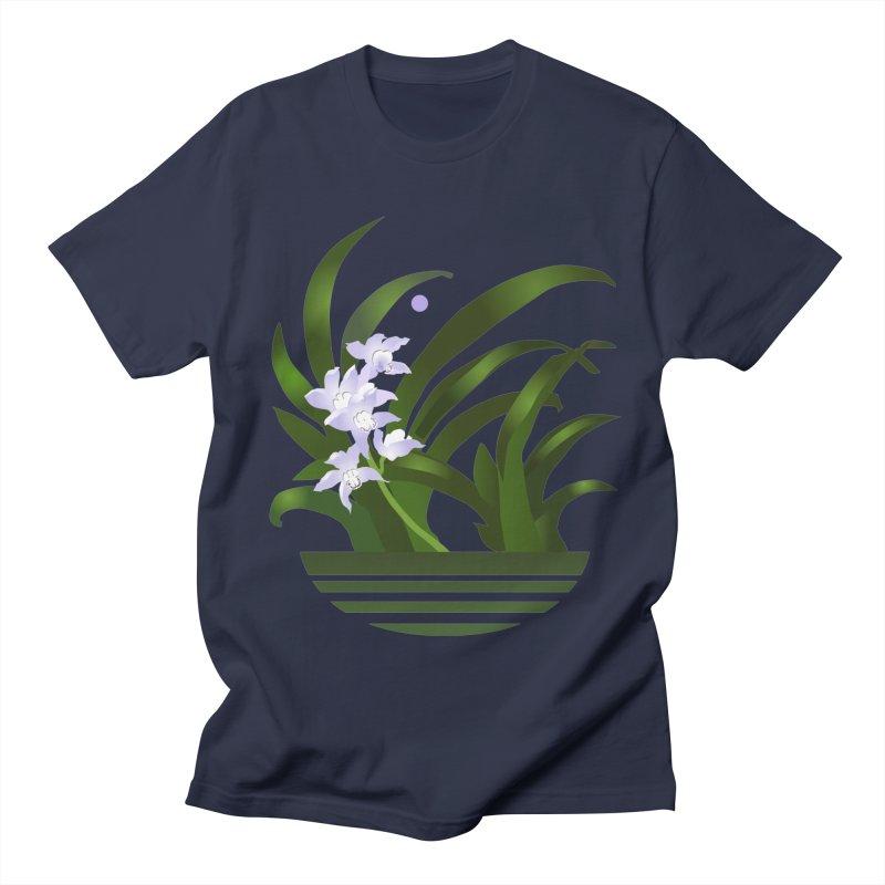 Orchid Moon Women's Unisex T-Shirt by Patricia Howitt's Artist Shop