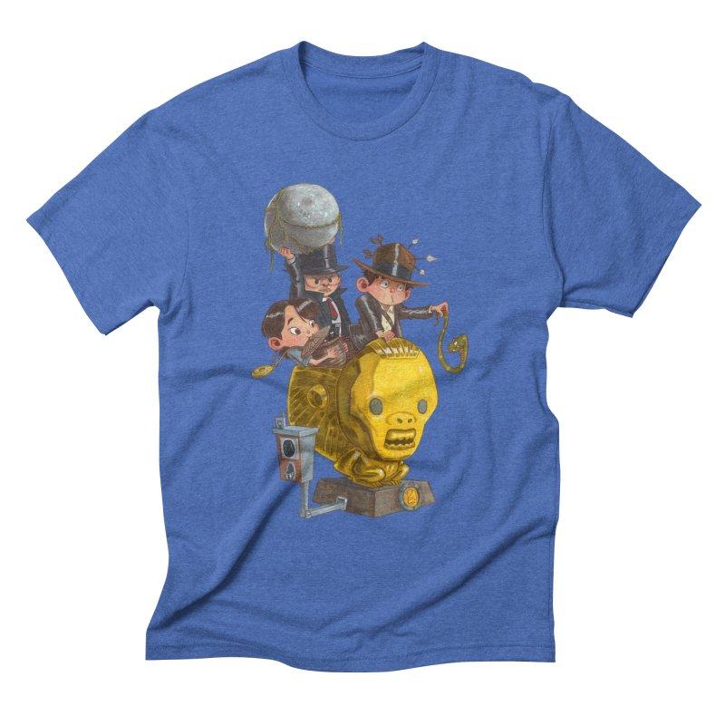 Raiding Party Men's T-Shirt by Patrick Ballesteros