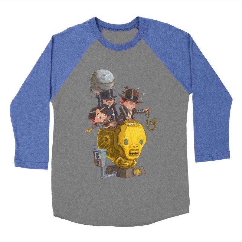 Raiding Party Men's Baseball Triblend T-Shirt by Patrick Ballesteros Art Shop