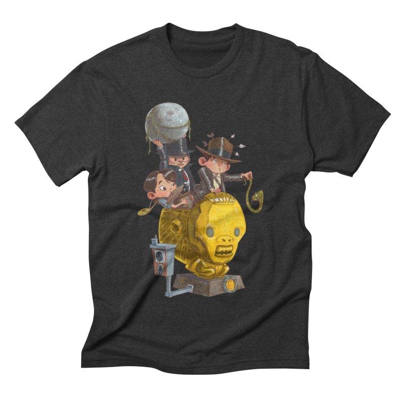 Raiding Party Men's Triblend T-shirt by Patrick Ballesteros Art Shop