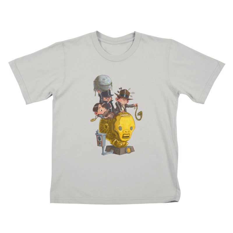 Raiding Party Kids T-shirt by Patrick Ballesteros Art Shop