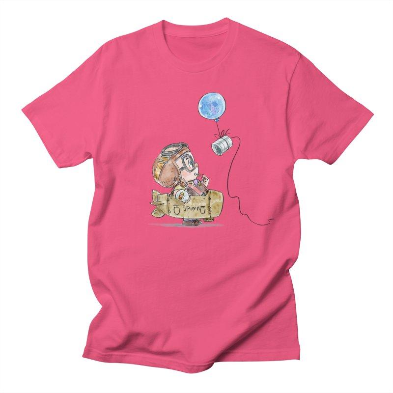 CARL Women's Regular Unisex T-Shirt by Patrick Ballesteros
