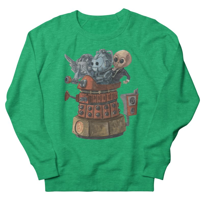 EXTERMINATORS Women's Sweatshirt by Patrick Ballesteros