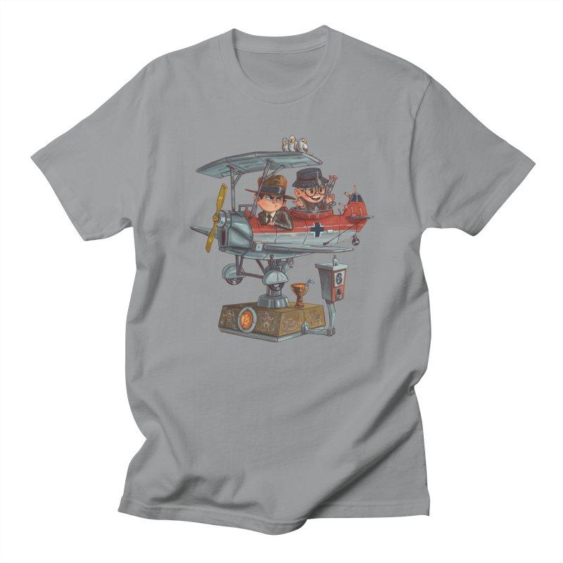 Last Flight Out Women's Regular Unisex T-Shirt by Patrick Ballesteros Art Shop