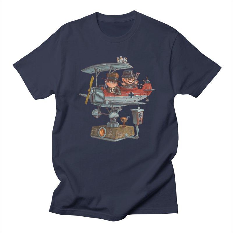 Last Flight Out Women's Regular Unisex T-Shirt by Patrick Ballesteros