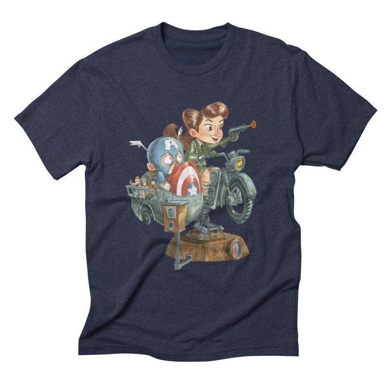 Get Carter Men's T-Shirt by Patrick Ballesteros