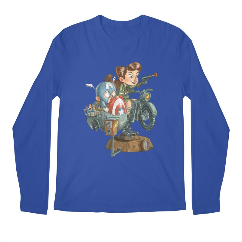 Get Carter Men's Longsleeve T-Shirt by Patrick Ballesteros