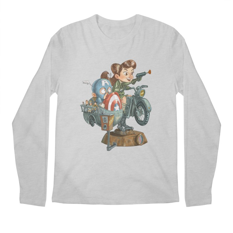 Get Carter Men's Regular Longsleeve T-Shirt by Patrick Ballesteros Art Shop
