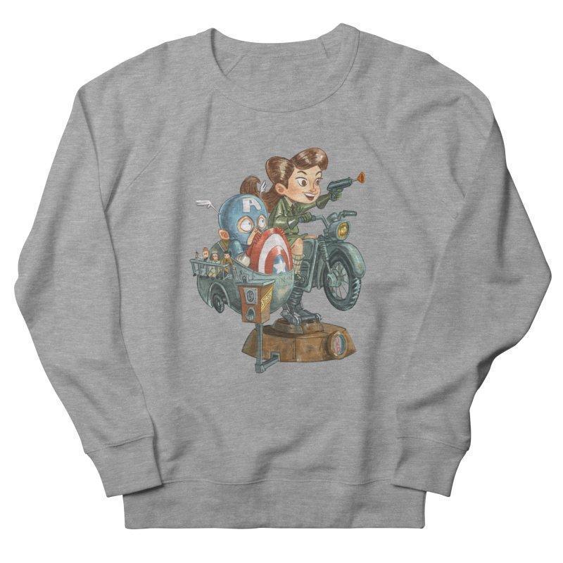 Get Carter Men's French Terry Sweatshirt by Patrick Ballesteros Art Shop