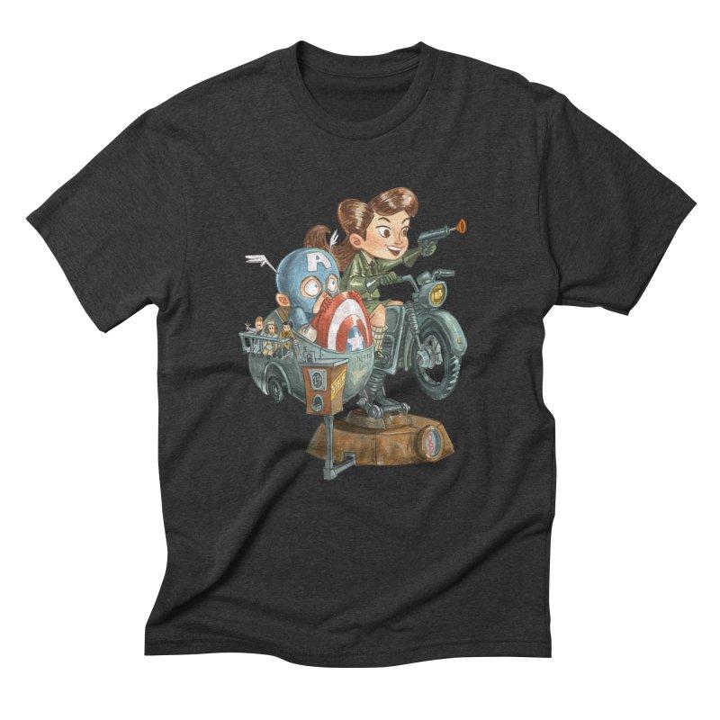 Get Carter Men's Triblend T-shirt by Patrick Ballesteros Art Shop