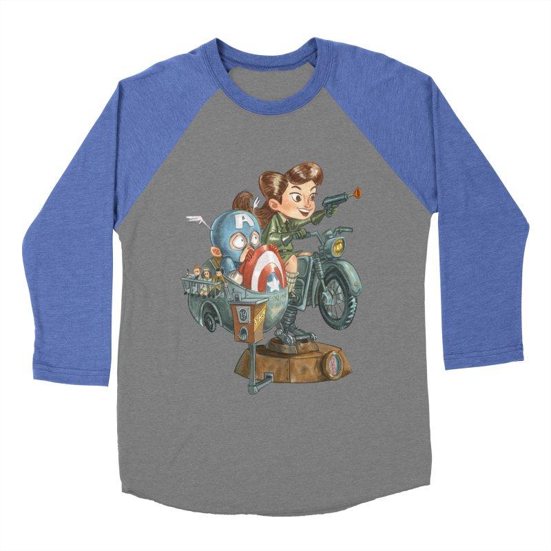 Get Carter Men's Baseball Triblend T-Shirt by Patrick Ballesteros Art Shop