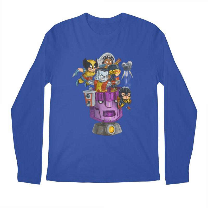 X Marks The Spot Men's Regular Longsleeve T-Shirt by Patrick Ballesteros Art Shop